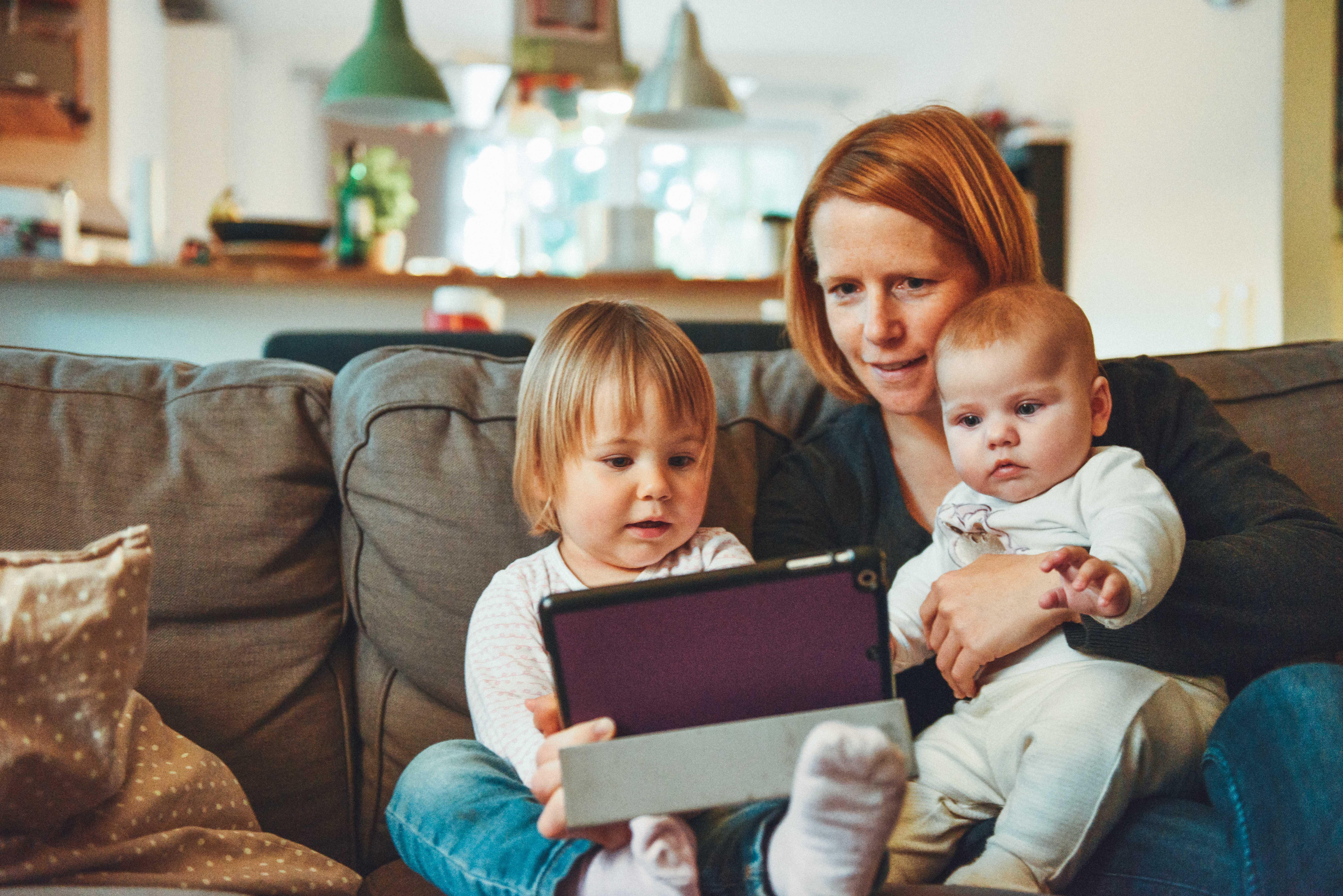 Jaké děti jsou technologiemi nejvíce ohroženy?