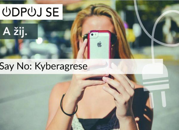 26. 3. 2018 přednáška: Say No: Kyberagrese