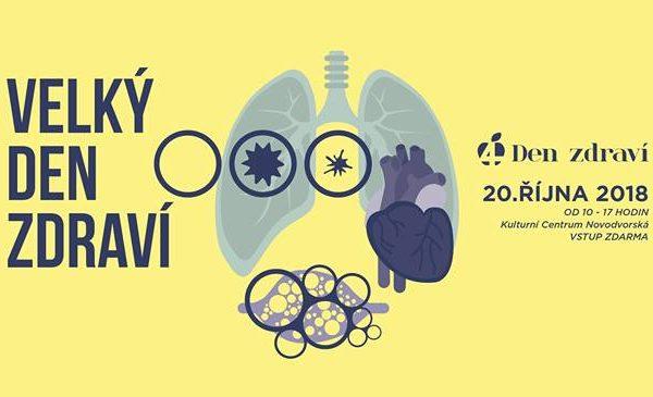 Velký den zdraví Praha 4