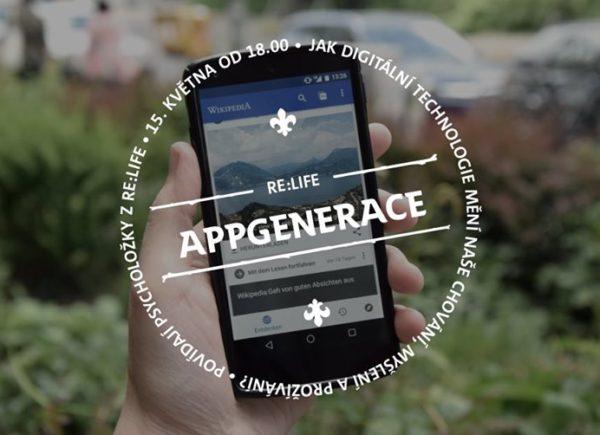 AppGenerace: přednáška ve Skautském institutu na Staromáku