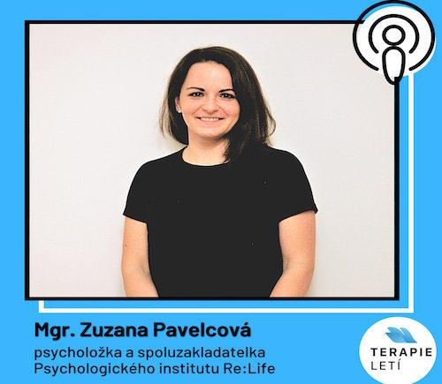 Terapie Letí: Život on/offline se Zuzanou Pavelcovou